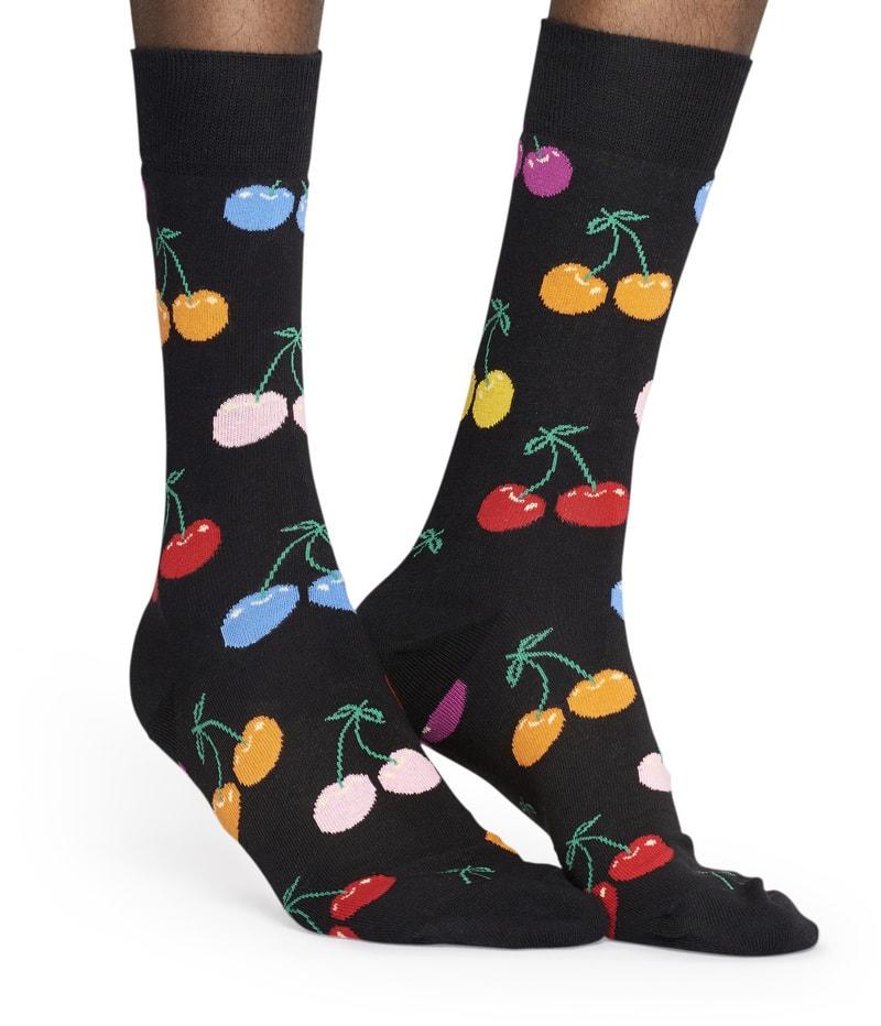 Happy Socks Kleurrijke Kersen foto 1