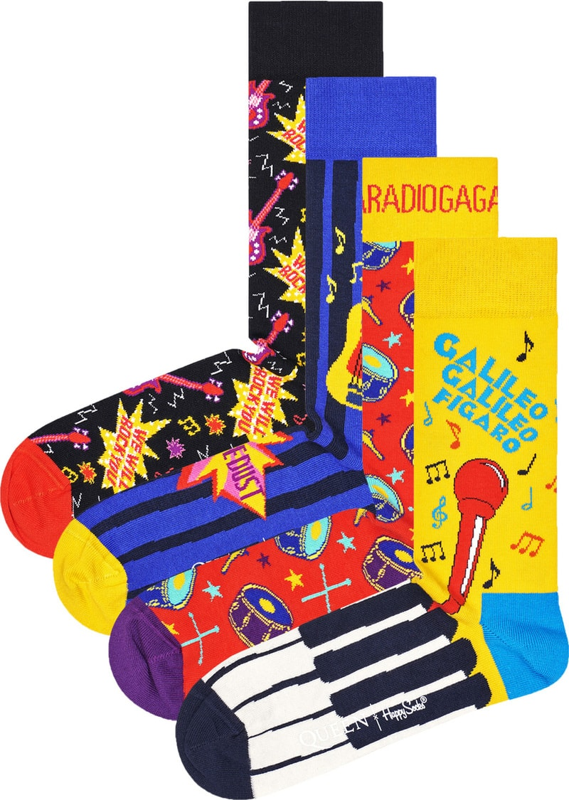 Happy Socks Queen Gift Box foto 2