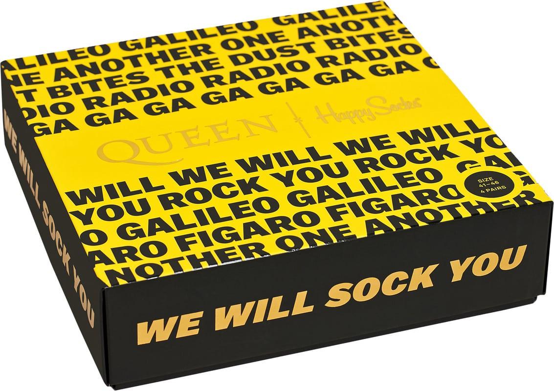 Happy Socks Queen Gift Box foto 7