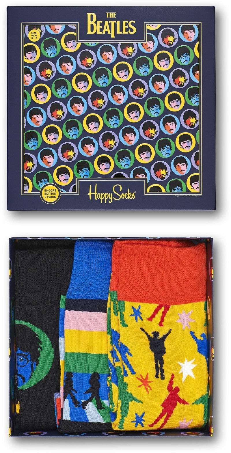 Happy Socks The Beatles Gift Box foto 8