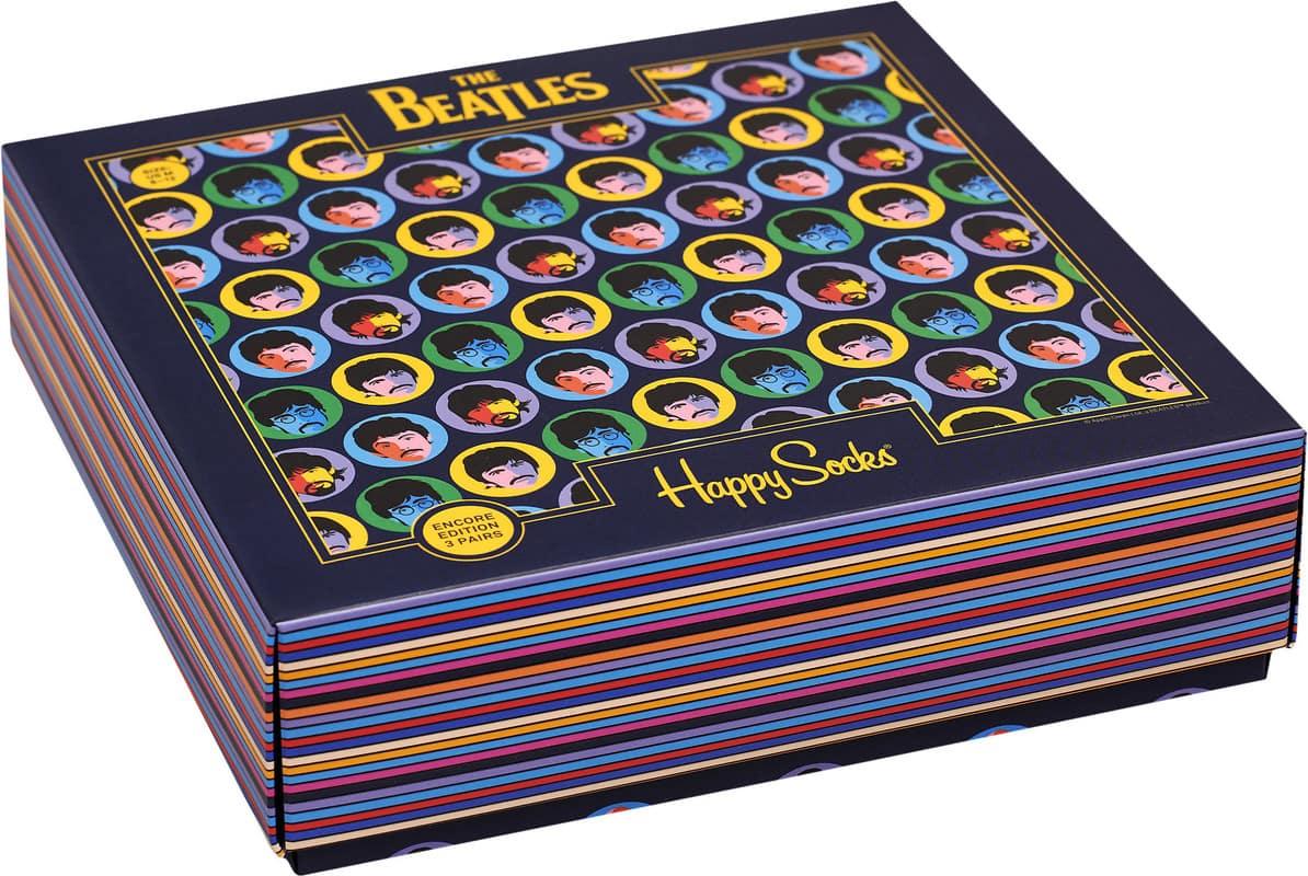 Happy Socks The Beatles Gift Box foto 1