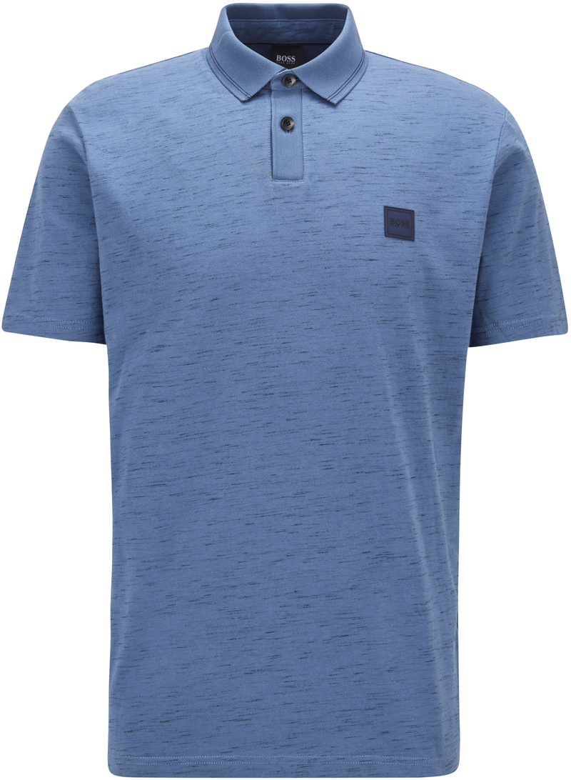 Hugo Boss Polo Pemew Blauw