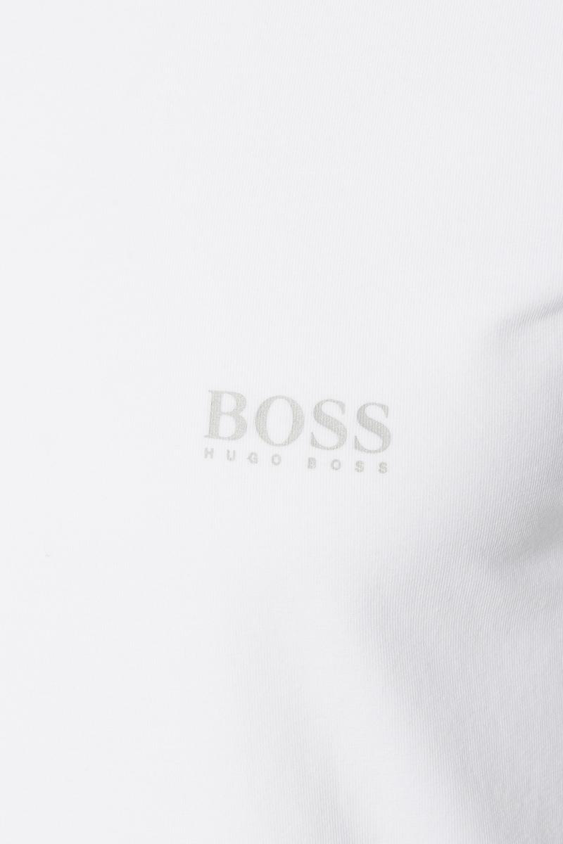 Hugo Boss T-shirt Regular Fit 2-Pack Wit