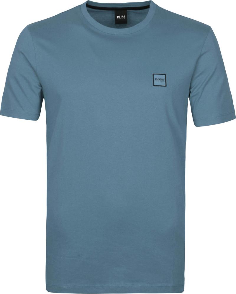 Hugo Boss T-Shirt Tales Blauw