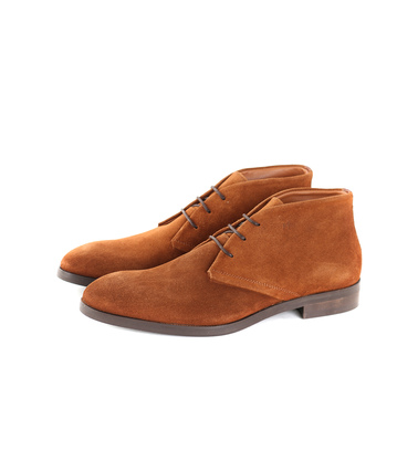Humberto Boot Suede Cognac  online bestellen | Suitable