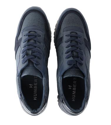 Humberto Sneaker Bertino Blauw foto 2