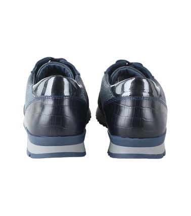Humberto Sneaker Bertino Blauw foto 3