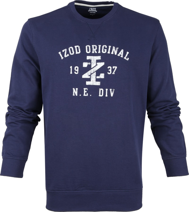 IZOD Casual Sweater Darkblue photo 0