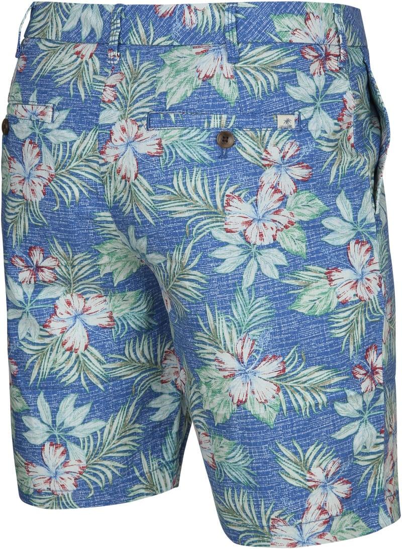 IZOD Floral Federal Short Blauw foto 1