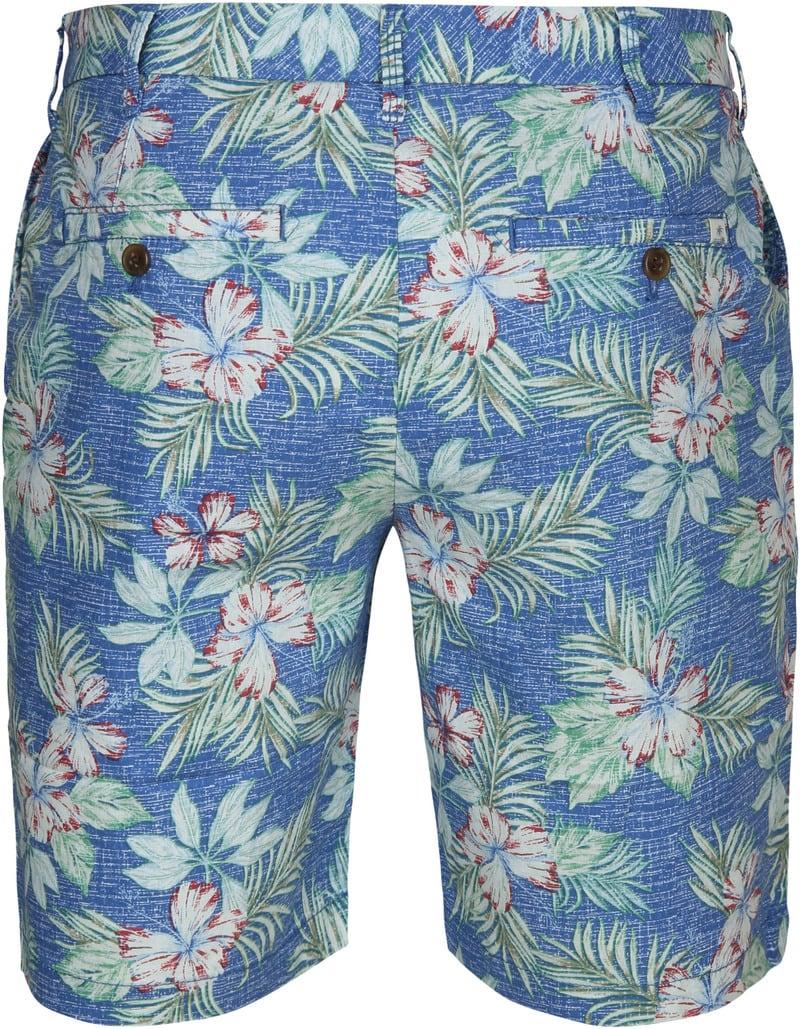 IZOD Floral Federal Short Blauw foto 2