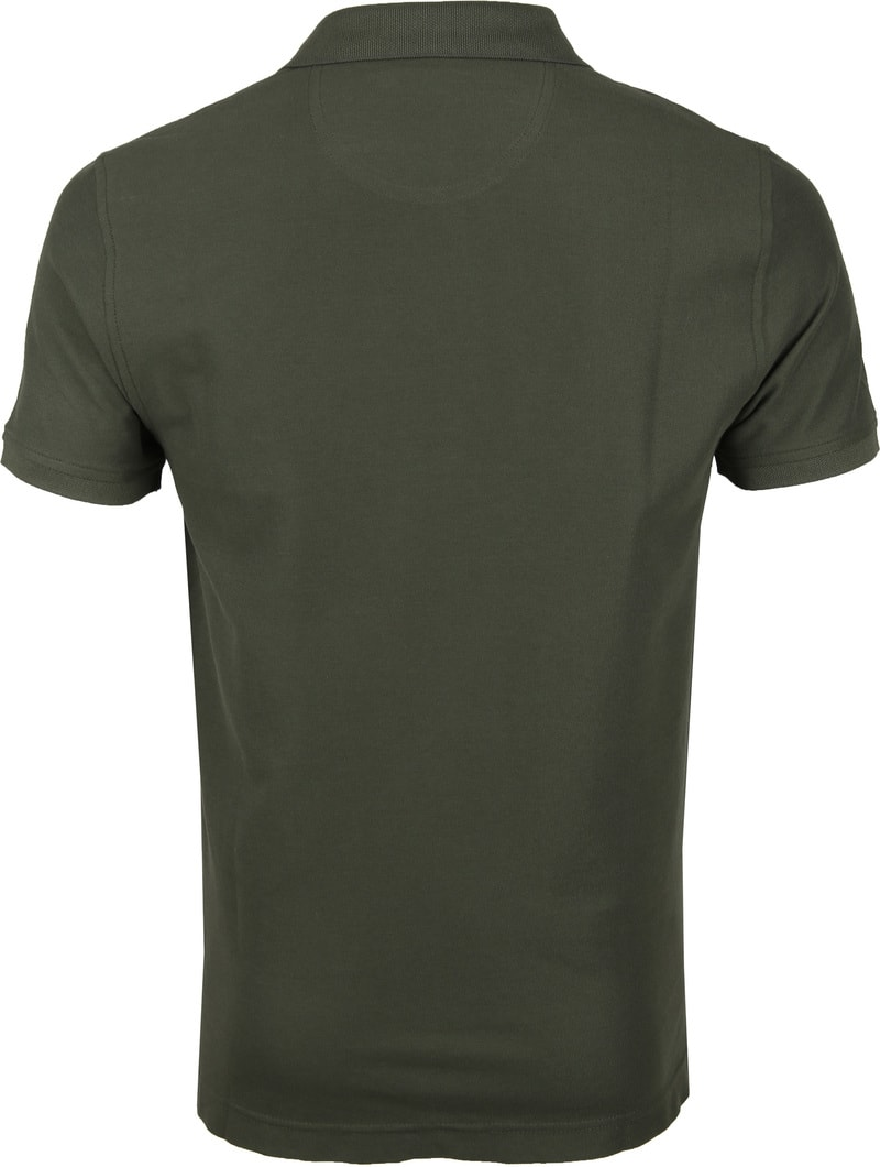 IZOD Performance Poloshirt Darkgreen photo 2