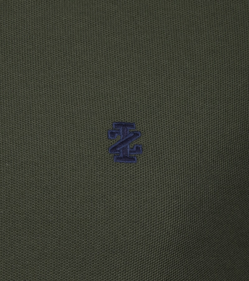 IZOD Performance Poloshirt Darkgreen photo 3