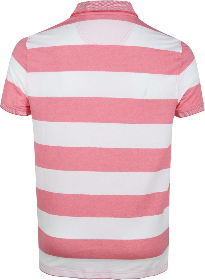 IZOD Performance Poloshirt Stripes Pink photo 3