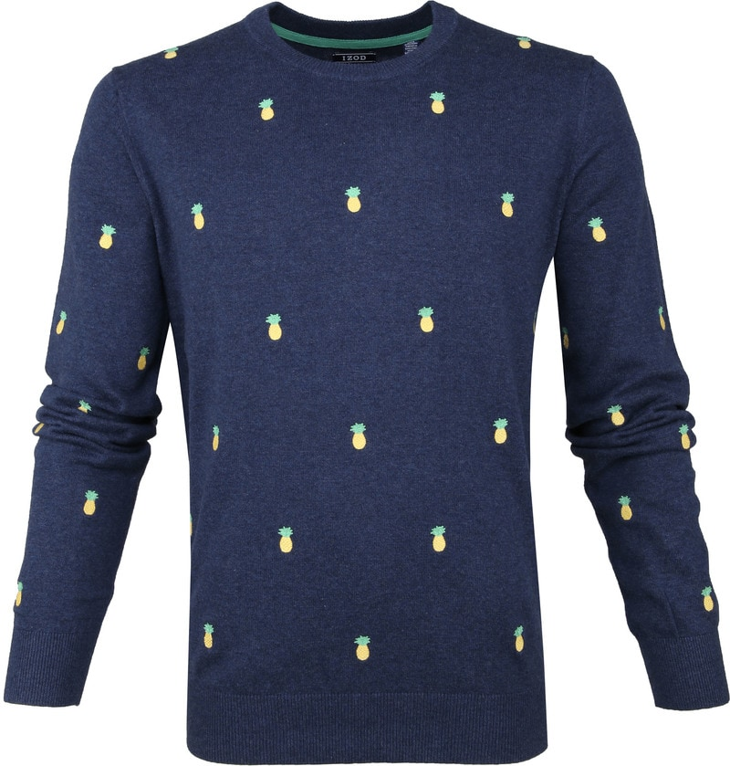IZOD Pullover Pineapple Blue photo 0