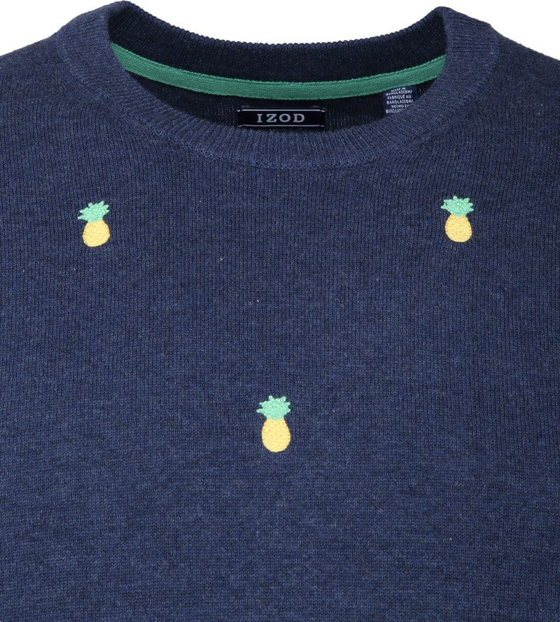 IZOD Pullover Pineapple Blue photo 1