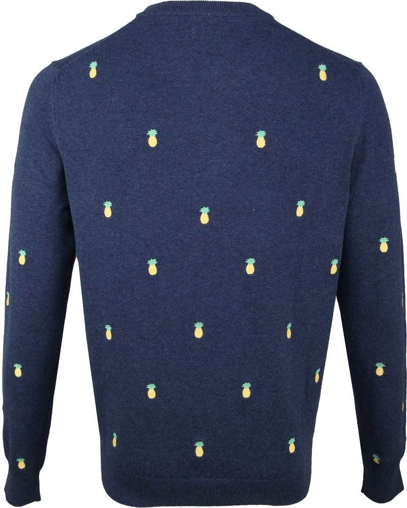 IZOD Pullover Pineapple Blue photo 3