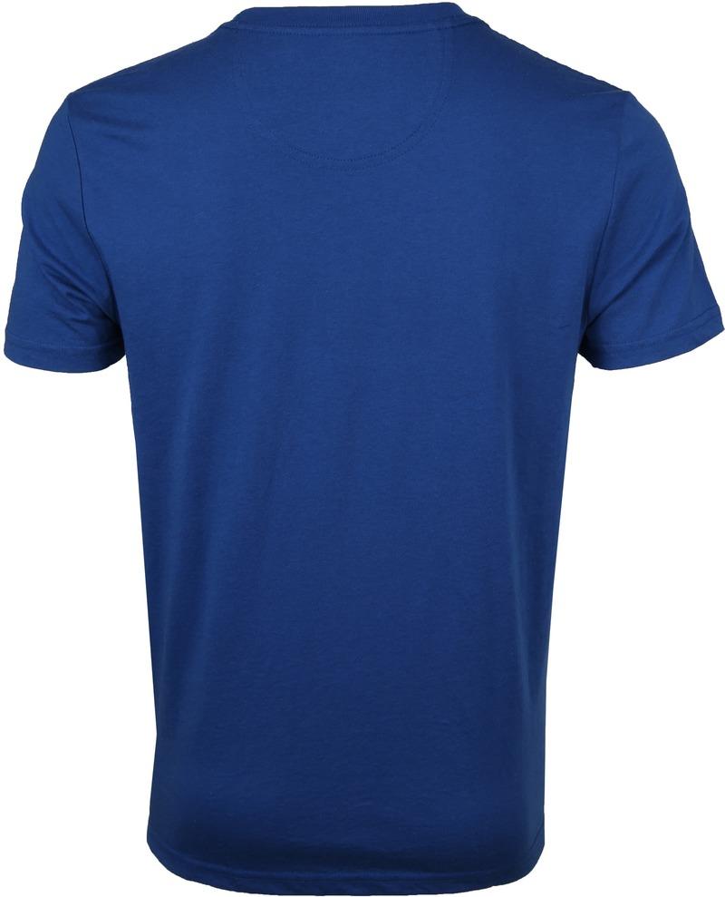 IZOD T-shirt Basic Tee Blue photo 3