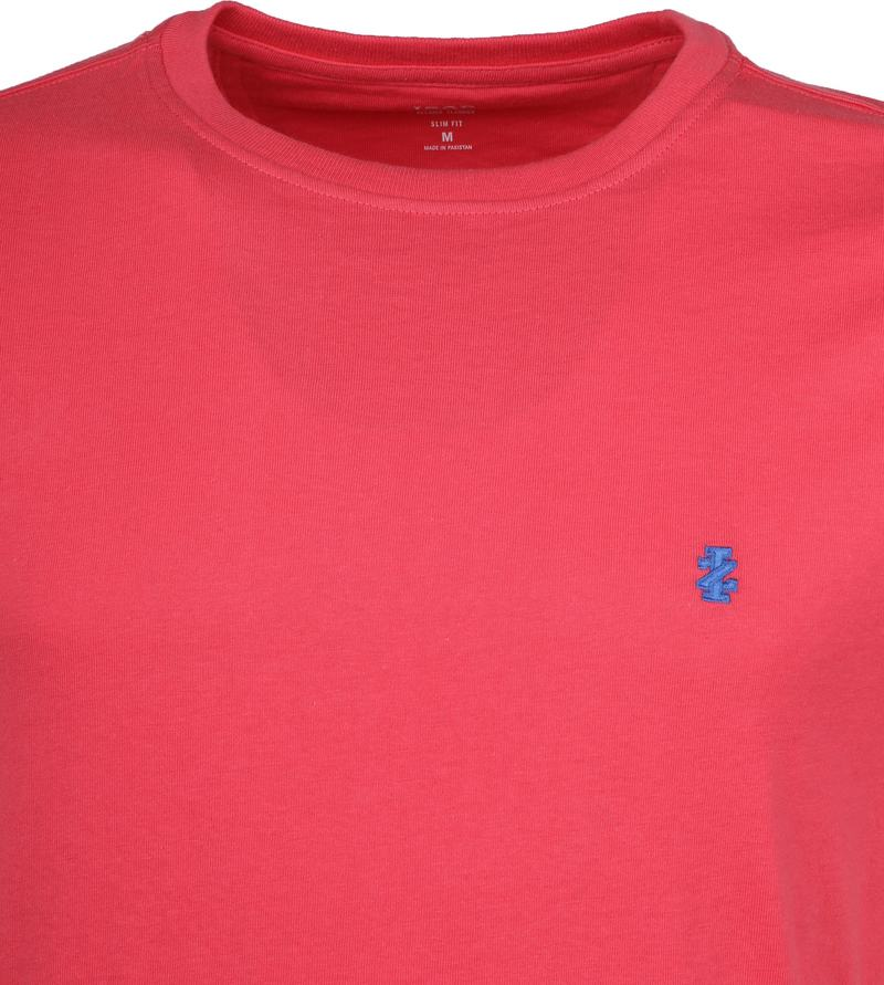 IZOD T-shirt Basic Tee Roze foto 1