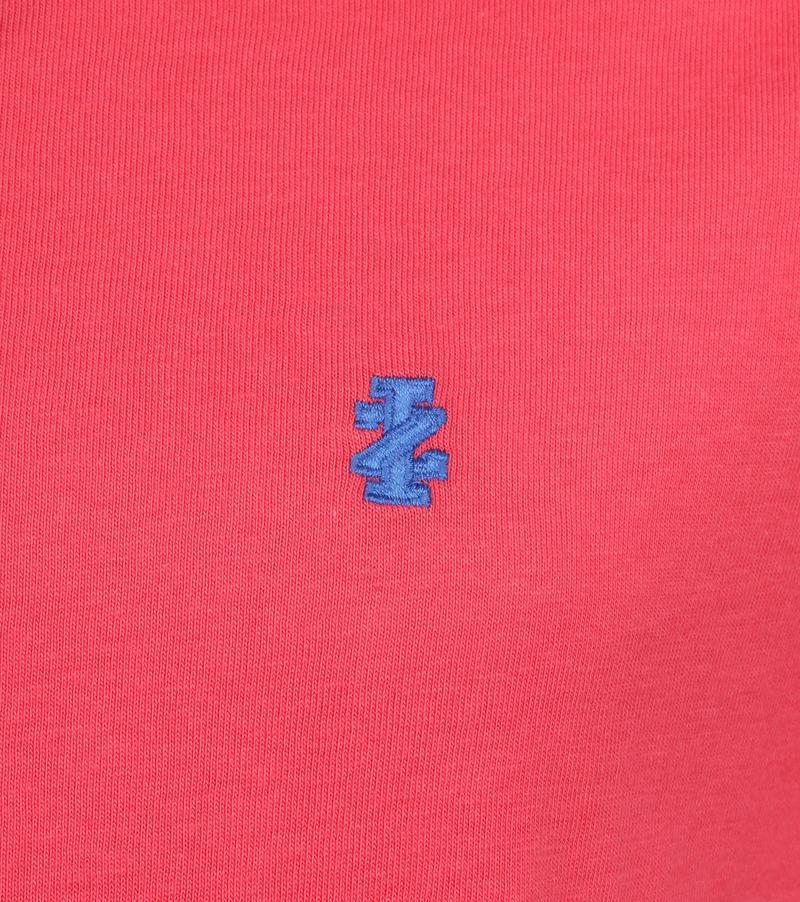 IZOD T-shirt Basic Tee Roze foto 2