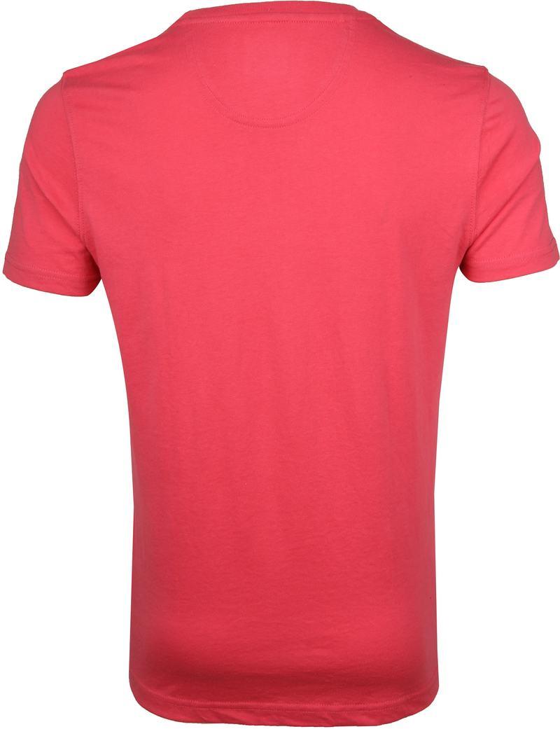 IZOD T-shirt Basic Tee Roze foto 3