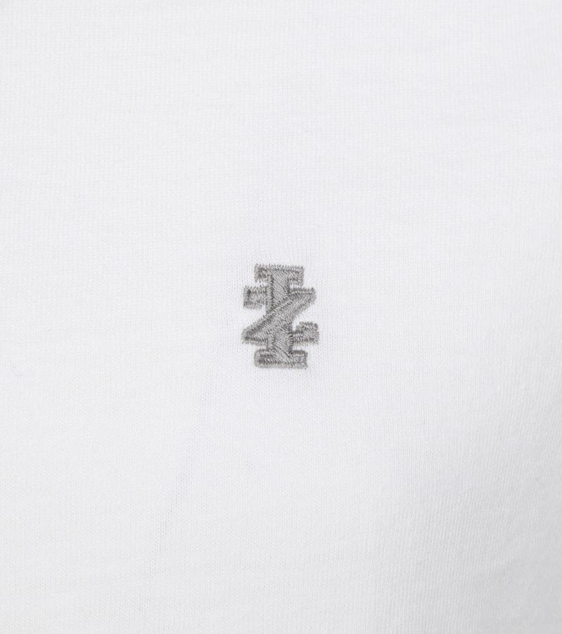 IZOD T-shirt Basic Tee Weiß Foto 2