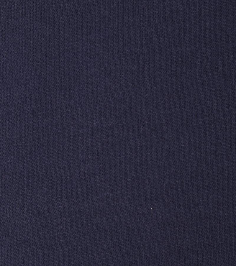 IZOD T-shirt Logo Tee Navy foto 2