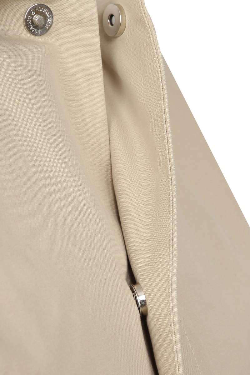 Knowledge Cotton Apparel Carcoat Beige foto 4