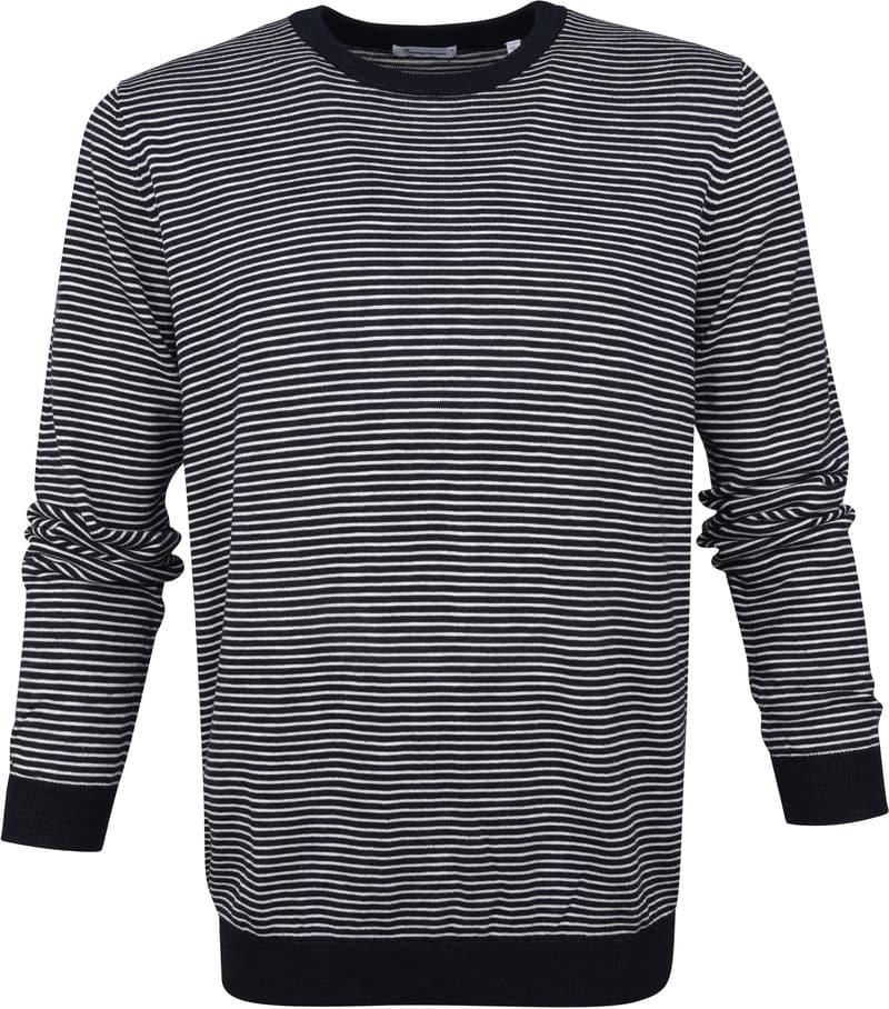 KnowledgeCotton Apparel Streifen Pullover  Foto 0