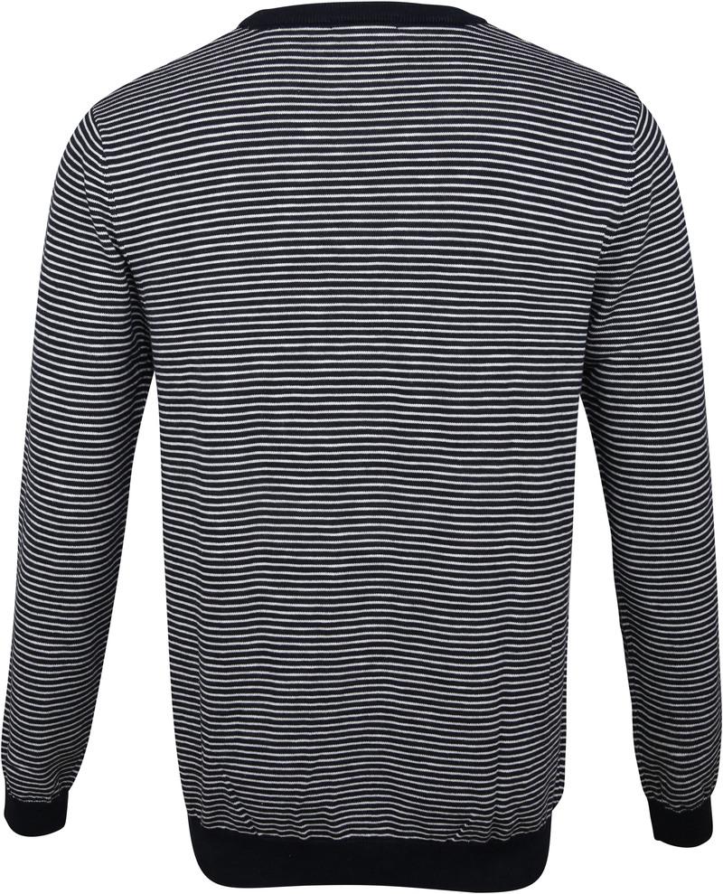 KnowledgeCotton Apparel Streifen Pullover  Foto 3