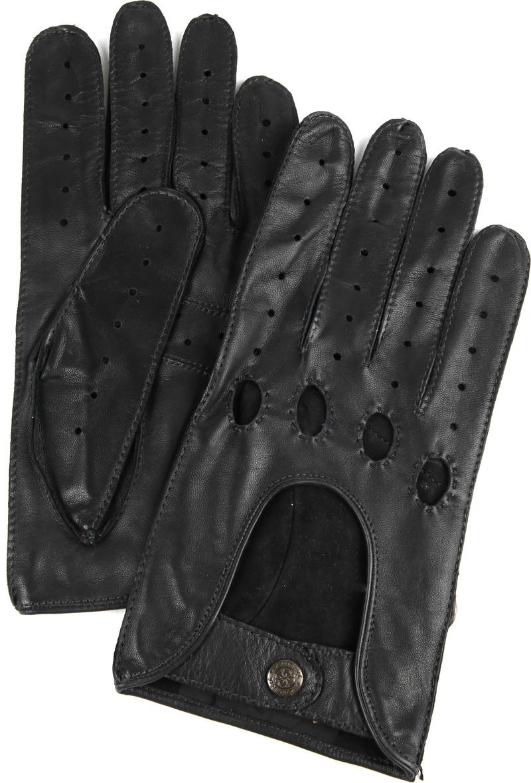 Laimbock Car Gloves Miami Black photo 0