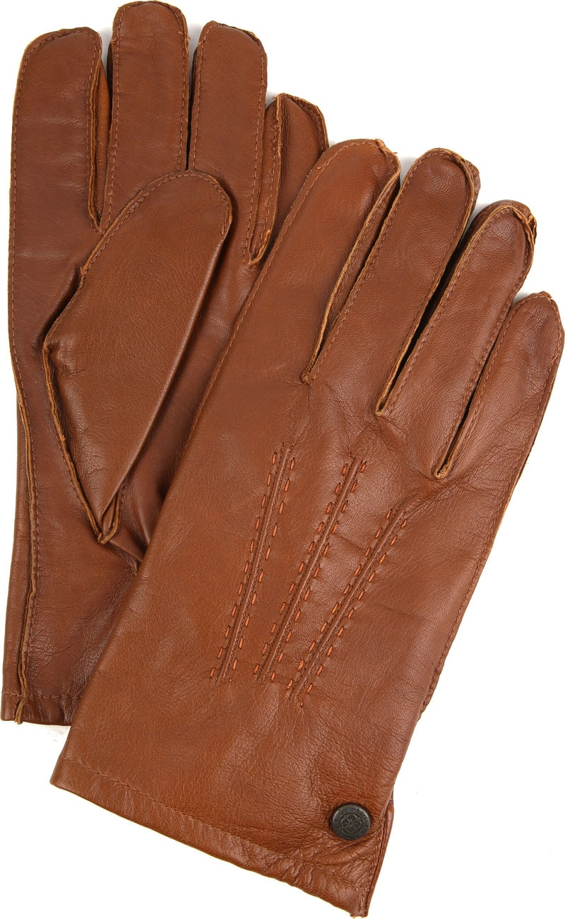 Laimbock Dudley Gloves Cognac photo 0