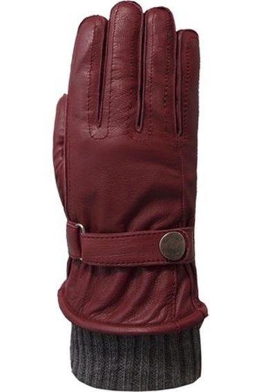 Laimbock Gloves Fremont Burgundy