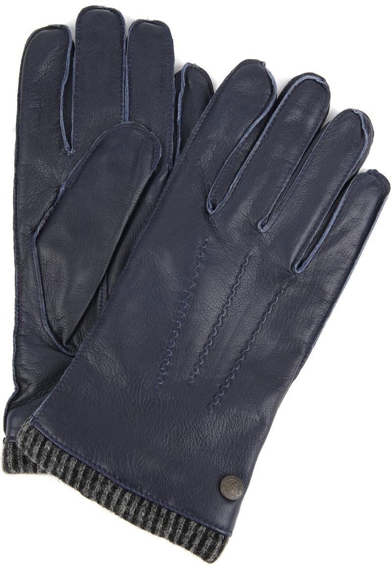 Laimbock Thornbury Gloves Navy photo 0