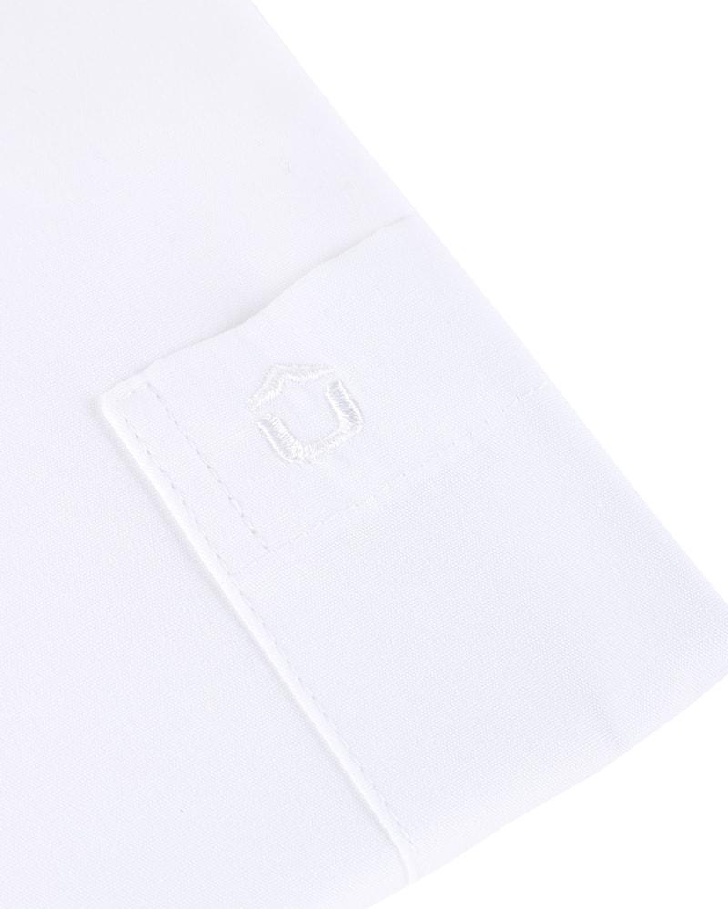Ledub Hemd Weiß Modern Fit Foto 2