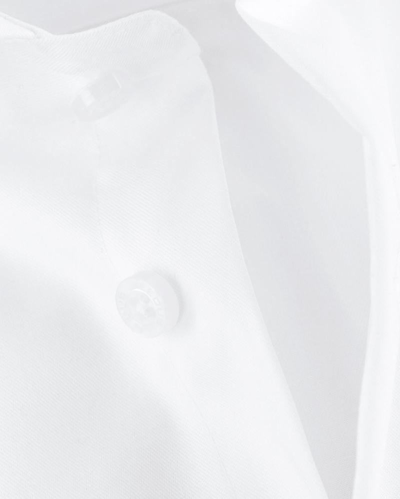 Ledub Strijkvrij SL7 Shirt Wit foto 1