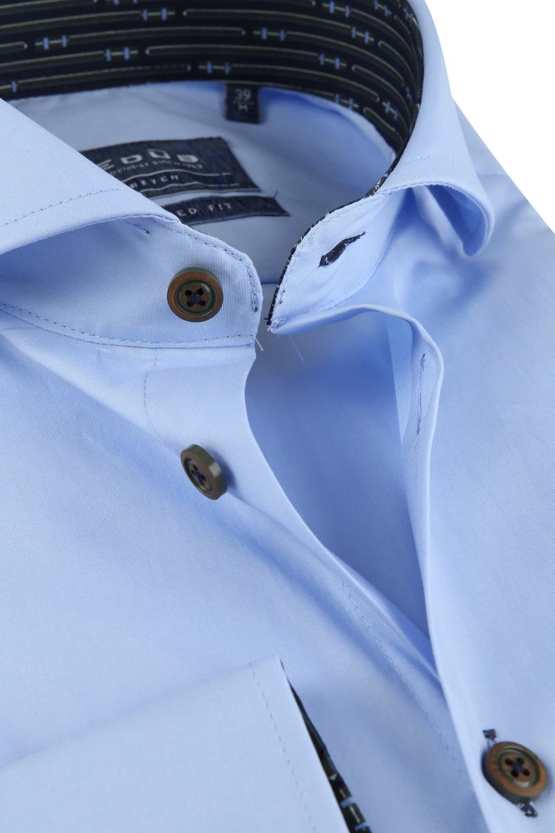 Ledub TF Overhemd Blauw foto 1