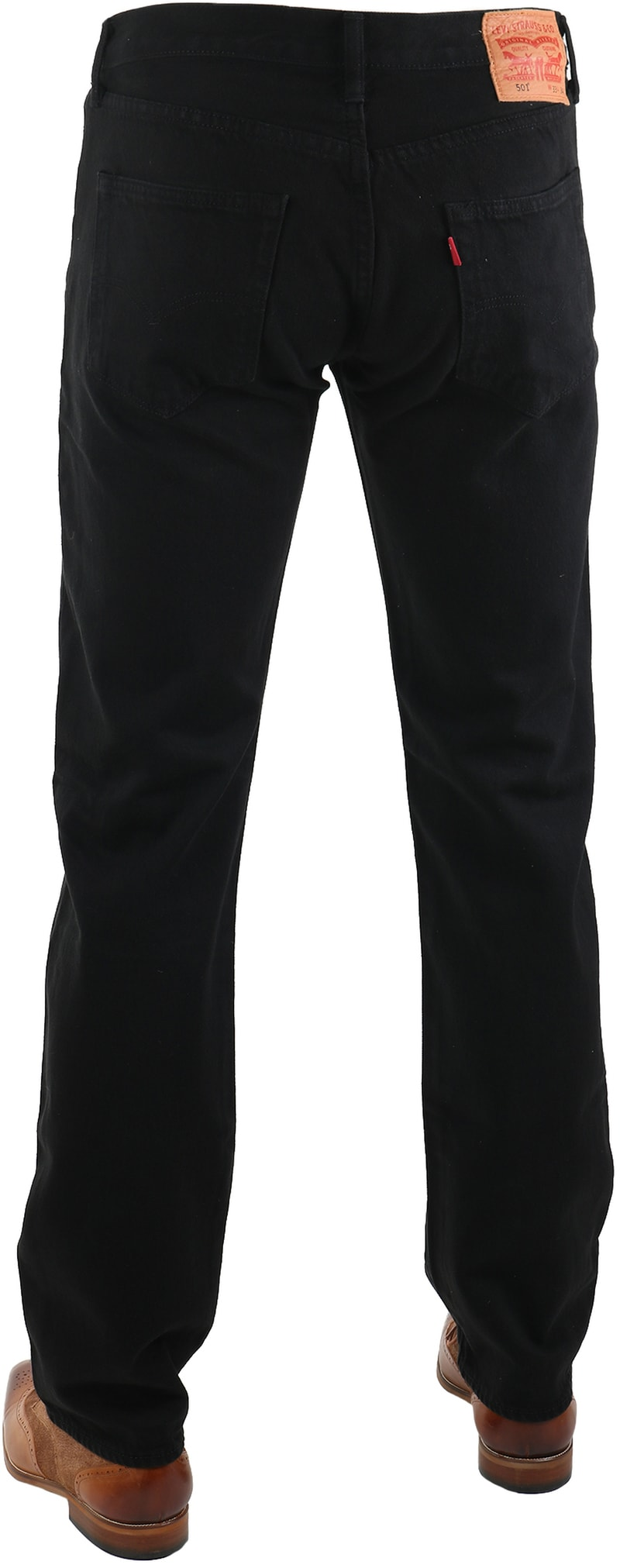 Levi's 501 Jeans Original Fit Black 0165 photo 1