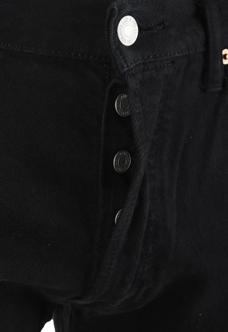 Levi's 501 Jeans Original Fit Black 0165 photo 2