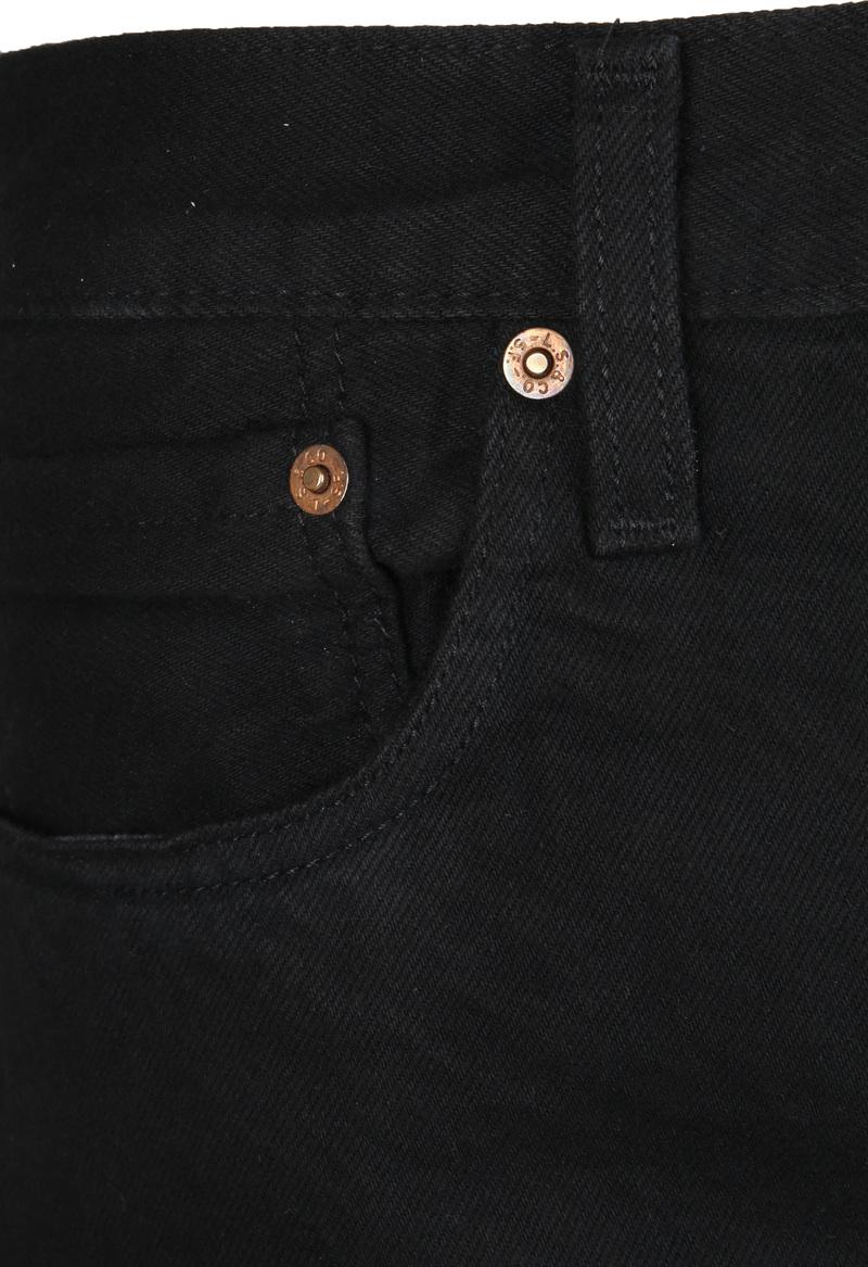 Levi's 501 Jeans Original Fit Black 0165