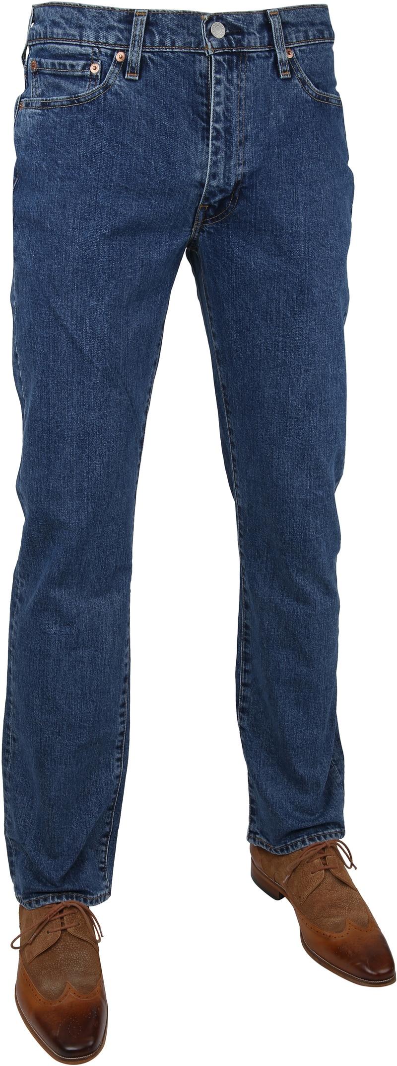 Levi's 514 Jeans Regular Fit Stonewash foto 0