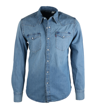 Levi's Barstow Denim Shirt  online bestellen | Suitable