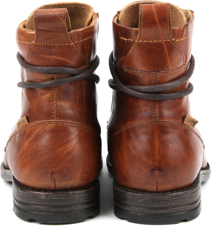 Levi's Boots Emerson Brown Lether photo 2