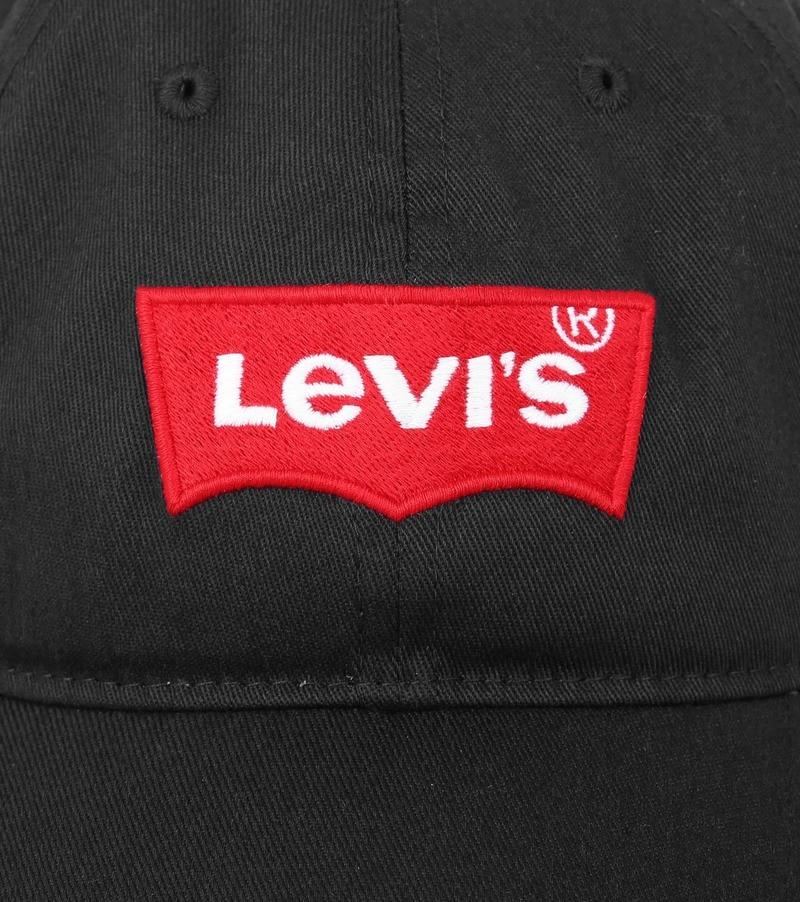 Levi's Cap Flex Black photo 1