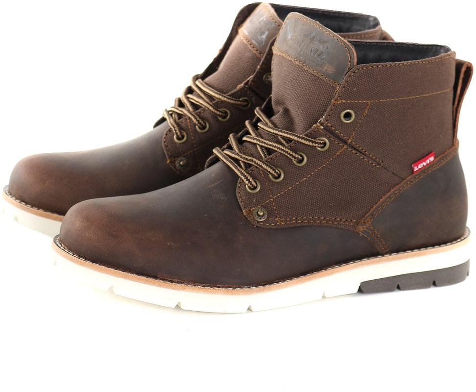 Levi's Jax Boots Bruin  online bestellen | Suitable