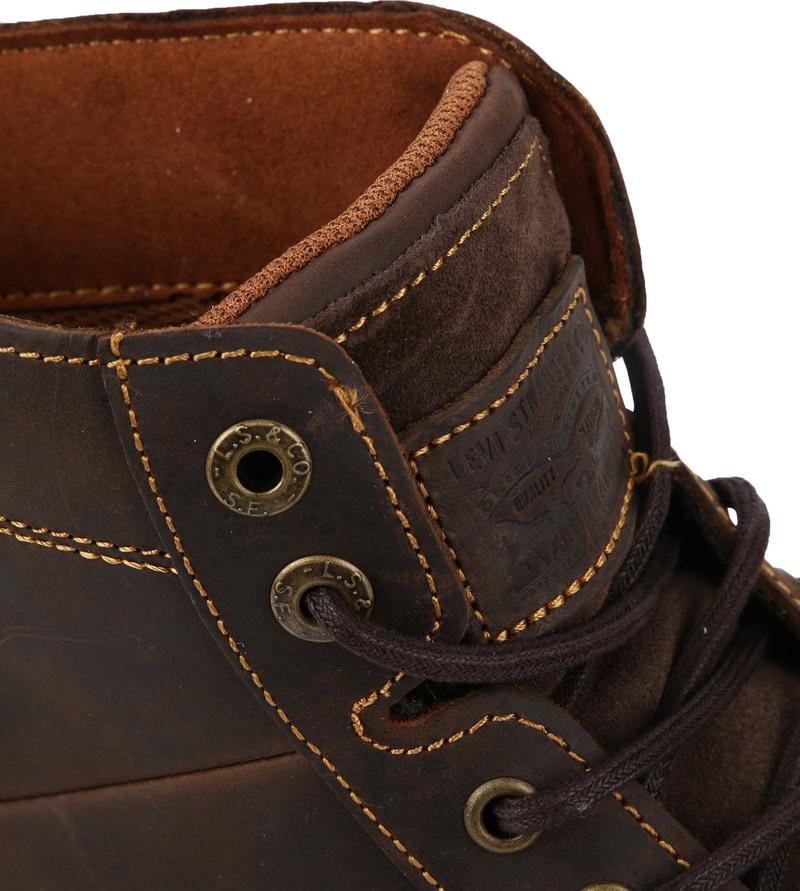 Levi's Jax Plus Boots Dark Brown photo 1