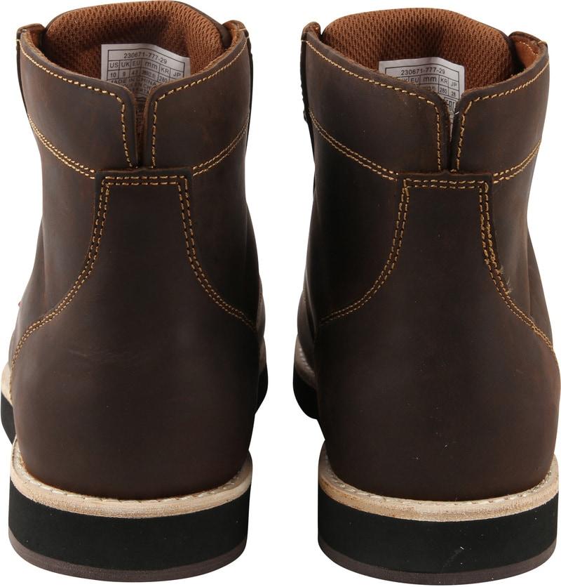 Levi's Jax Plus Boots Dark Brown photo 2