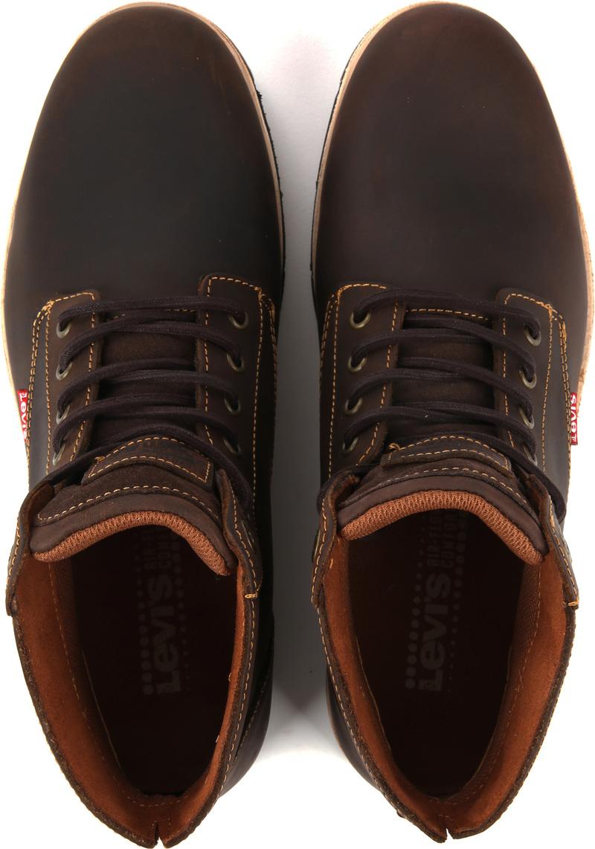 Levi's Jax Plus Boots Dark Brown photo 4