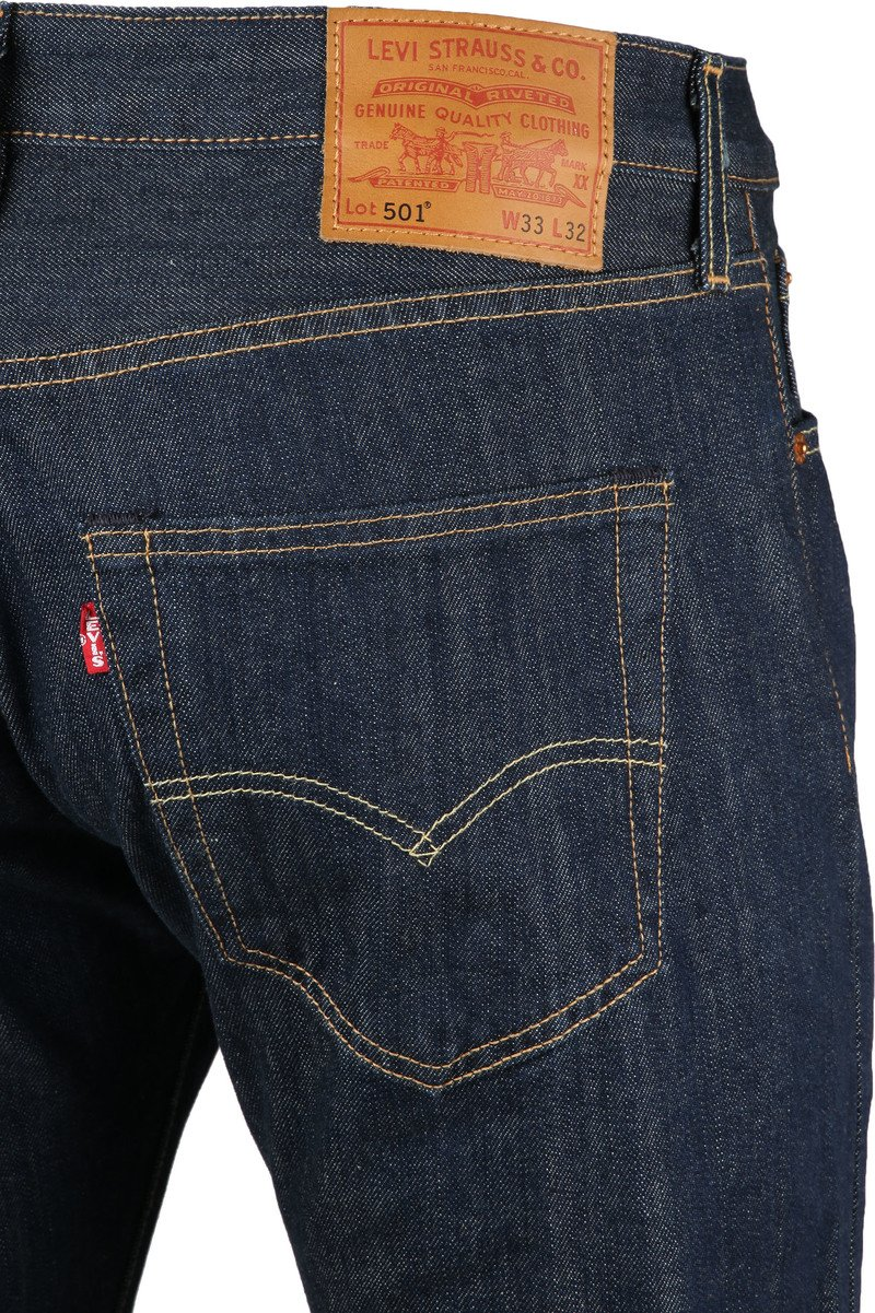 Levi's Jeans 501 Original Fit 0162 photo 2