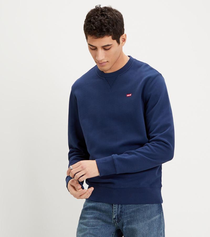 Levi's Original Sweater Donkerblauw