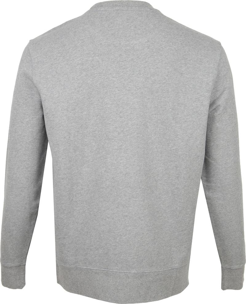 Levi's Original Sweater Grijs Heather